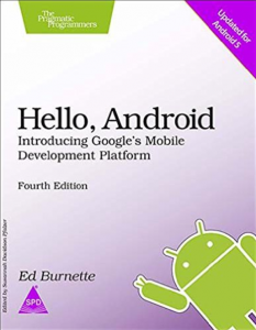 The top 10 books on Android developing can take you to the