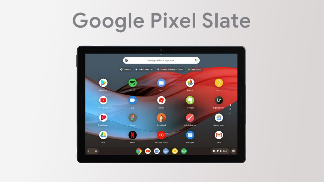 All you need to know about the new Google Pixel Slate